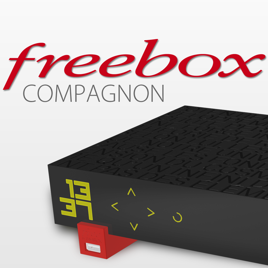 freebox compagnon ma freebox pour iphone ipod touch et ipad dans l app store sur itunes. Black Bedroom Furniture Sets. Home Design Ideas