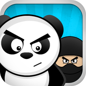 Panda vs. Ninjas Review icon