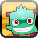 Jump Dewds! mobile app icon