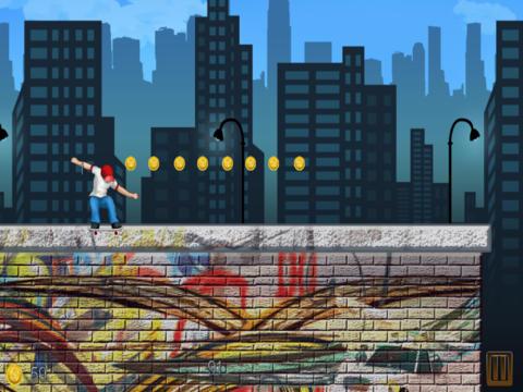 滑冰疯狂跑酷|玩遊戲App免費|玩APPs