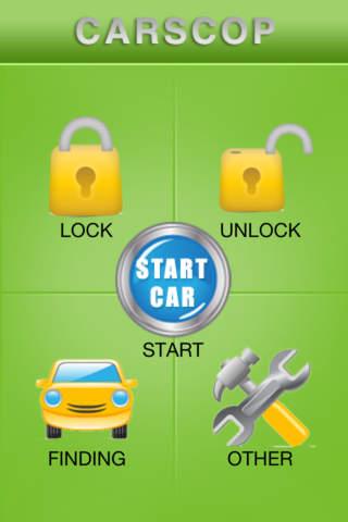 Carscop Remote Start