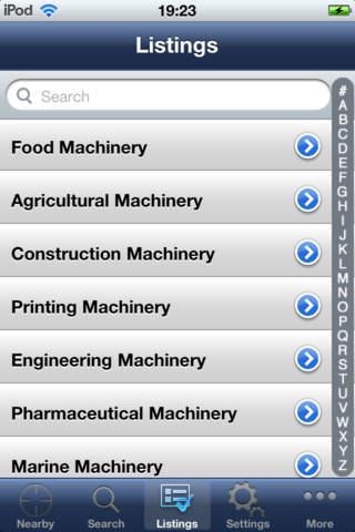 Search 4 Machinery