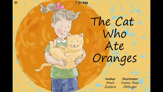 The Cat Who Ate Oranges - BulBul Apps for iPhone