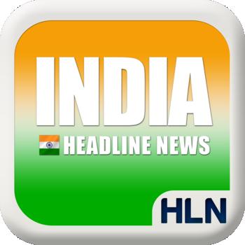 India Headline News LOGO-APP點子