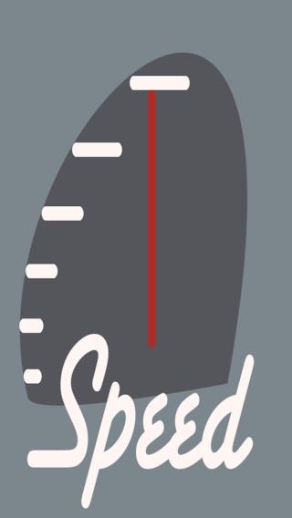Speedometer - GPS based speed tracker