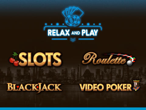 DoubleDown *** - FREE Slots, Blackjack, Roulette & Video Poker
