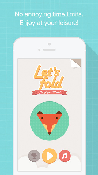 Let's Fold - Origami puzzle game