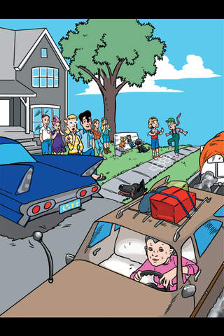 The Putz Family In DeJaVille Mother Putz Moves In by RobinLee Kreitzer & Co. Author NancyJo Blake