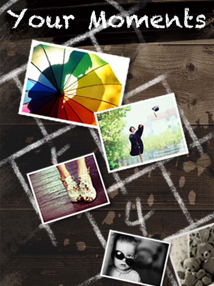 YourMoments - Photo Collage Creator,Picture Editor,Pic Frame Maker & Image Effect Edit App for Flickr,Instagram,Tumblr Free - iPhone Mobile Analytics and App Store Data