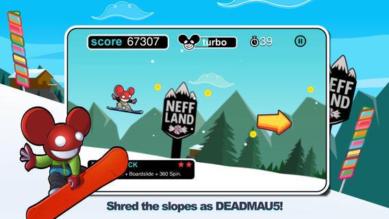 Shred Neffland: featuring Deadmau5
