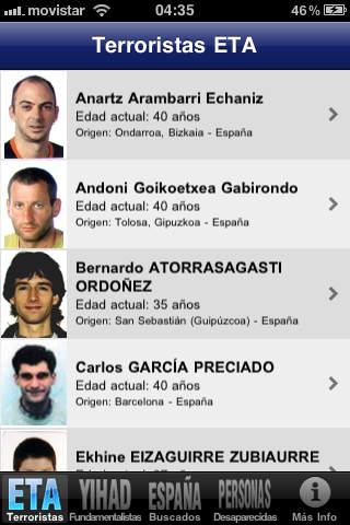【免費書籍App】Los Mas Buscados-APP點子