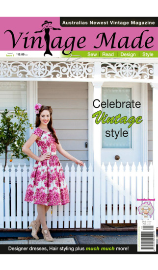 Vintage Made: for the love of vintage clothing accessories and slow living