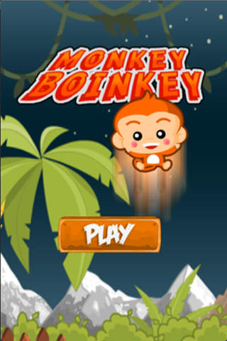 Monkey Boinkey HD screenshot 1