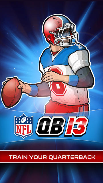 NFL Quarterback 13 - iPhone Mobile Analytics and App Store Data
