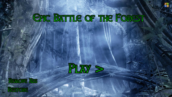 Epic Battle of the Forest Fortress