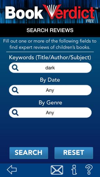 Bookverdict Mobile Free