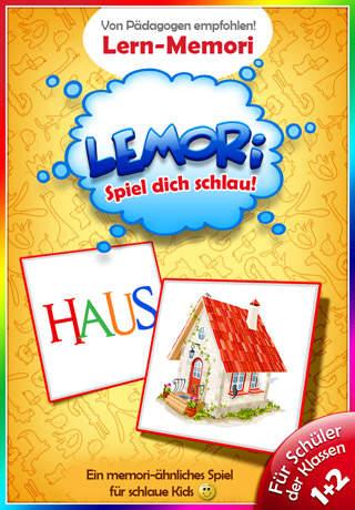 Lern-Memori 1+2