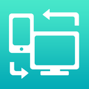 Air Transfer+ Easy file sharing between PC and iPhone/iPad, File Manager with Document Viewer, Media Player and Web Browser. mobile app icon