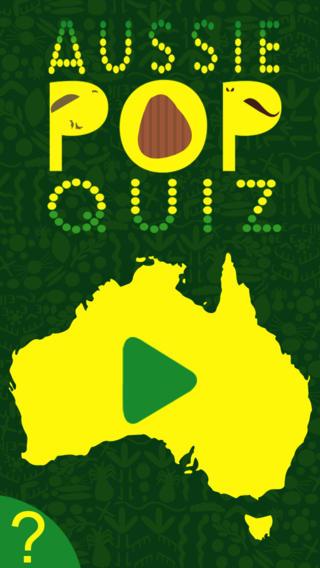 Aussie Pop Quiz