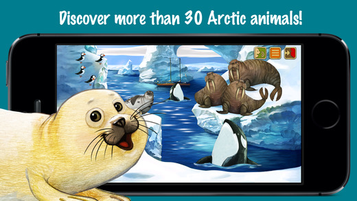 North Pole - Animal Adventures for Kids