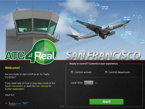 ATC4Real San Francisco