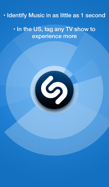 Shazam Encore - iPhone Mobile Analytics and App Store Data