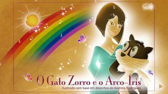 O Gato Zorro e o Arco-Íris