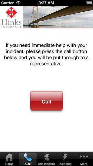 Hinks Insurance Helpline
