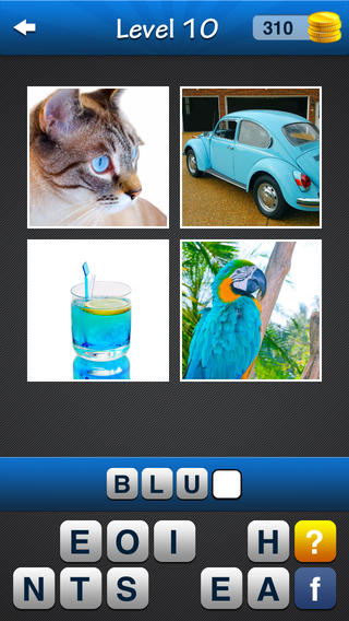 Wordmania ~ Guess the Word Photo Quiz with Pics and Words