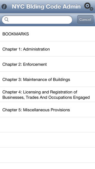 NYC Building Code Administrative Provisions 2011