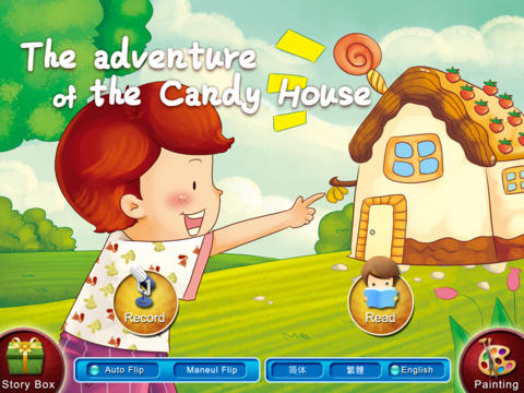 The adventure of the Candy House HD-By Tinysky