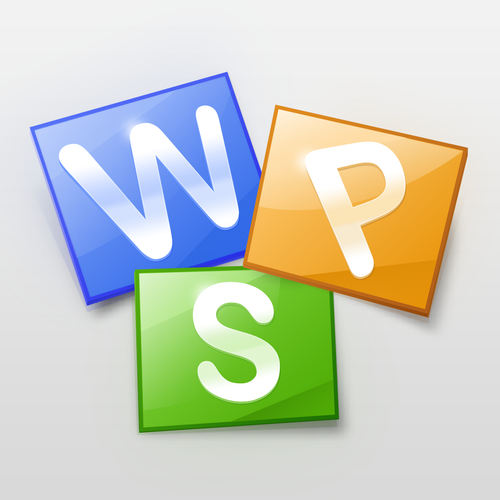 Kingsoft Office Logo Kingsoft Wps Office Icon