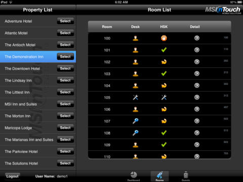 nTouch2 for iPad