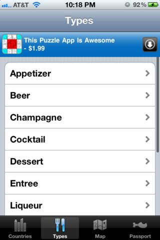 玩免費生活APP 下載Food and Wine Passport 2011 app不用錢 硬是要APP