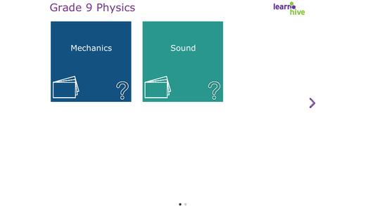 Physics Grade9
