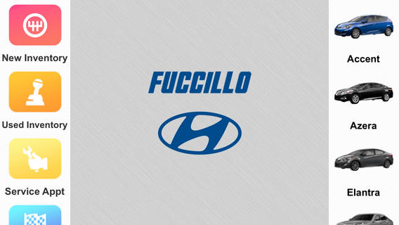Fuccillo Hyundai of Syracuse Dealer App