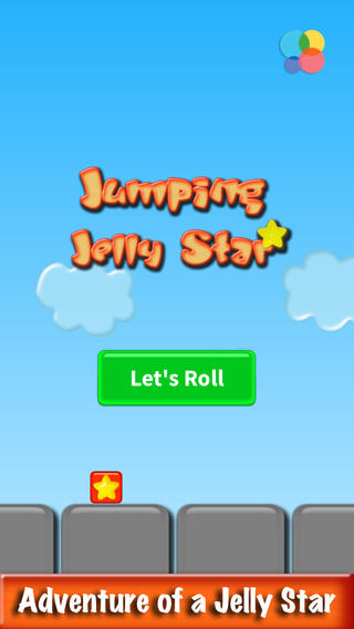 Stay In The Line: Jumping Jelly
