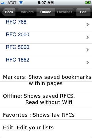RFC Reader