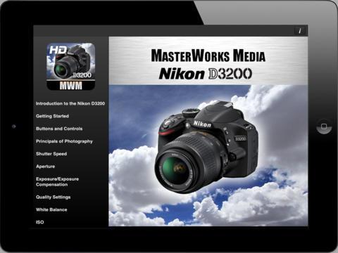 MWM Nikon D3200 Guide HD