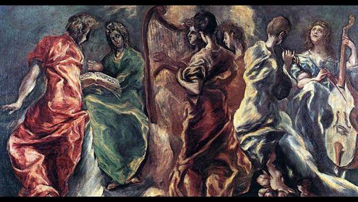 Paintings: El Greco