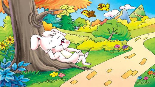 玩書籍App|龟兔赛跑 - 睡前 童话 动画 故事书 iBigToy免費|APP試玩