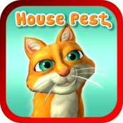 House Pest starring Fiasco the Cat icon