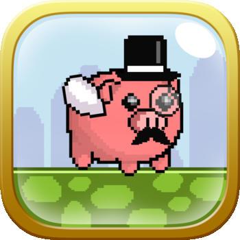 Flappy Piggy Bank LOGO-APP點子