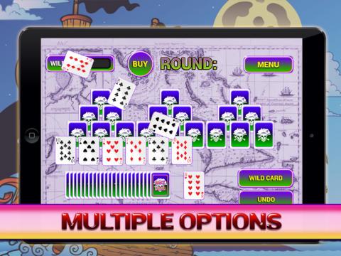 Casino card game crossword