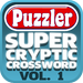 Puzzler Super Cryptic Crosswords - Volume 1