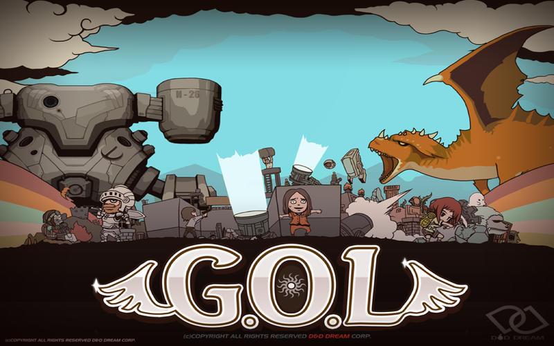"GOL:Legend - 爆笑骑士[OS X]丨""反""斗限免"