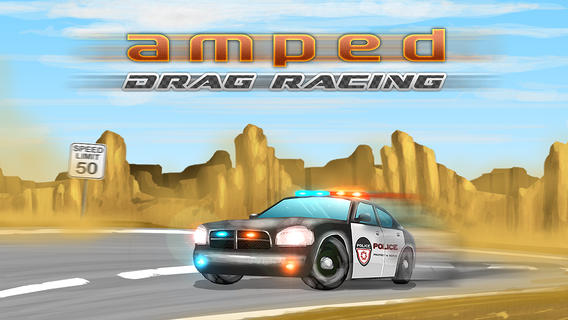 Amped Drag Racing – All Out Car Action on Desert Streets HD