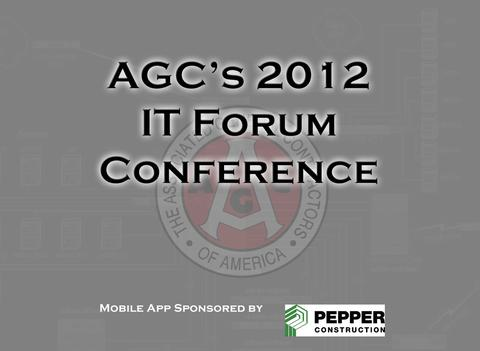 AGC IT Forum Conference HD