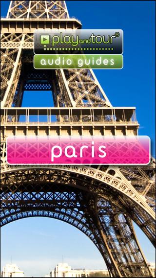 Paris touristic audio guide english audio