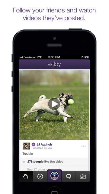 Viddy - iPhone Mobile Analytics and App Store Data